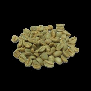Grønne Rå Kaffebønner