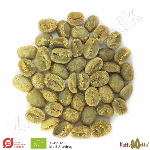 Guatemala SHB Finca Ceylan Økologisk, Grønne Bønner 1000 gram