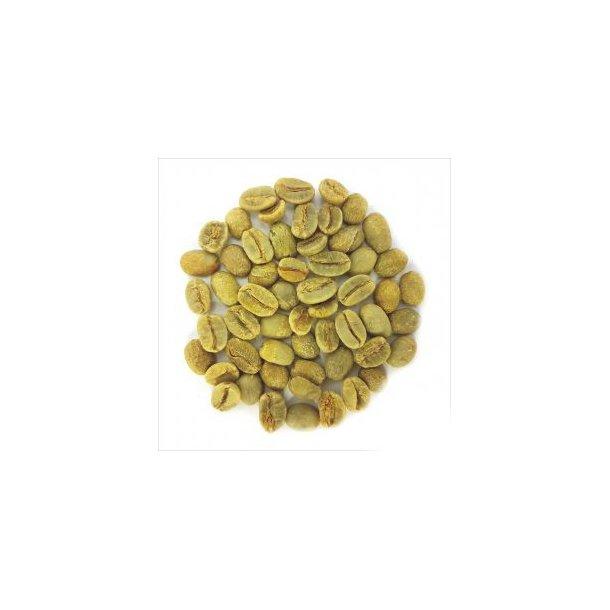 Papua New Guinea Sigri Peaberry , Grønne Bønner 1000 gram