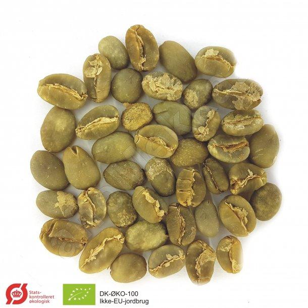 Sumatra Mandheling Økologisk, Grønne Bønner 1000 gram