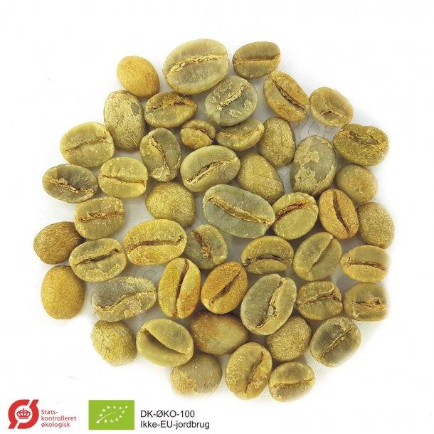 Super Crema Økologisk, Grønne Bønner 1000 gram