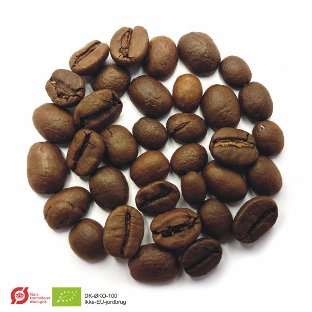 KaffeMekka Super Aroma Økologisk