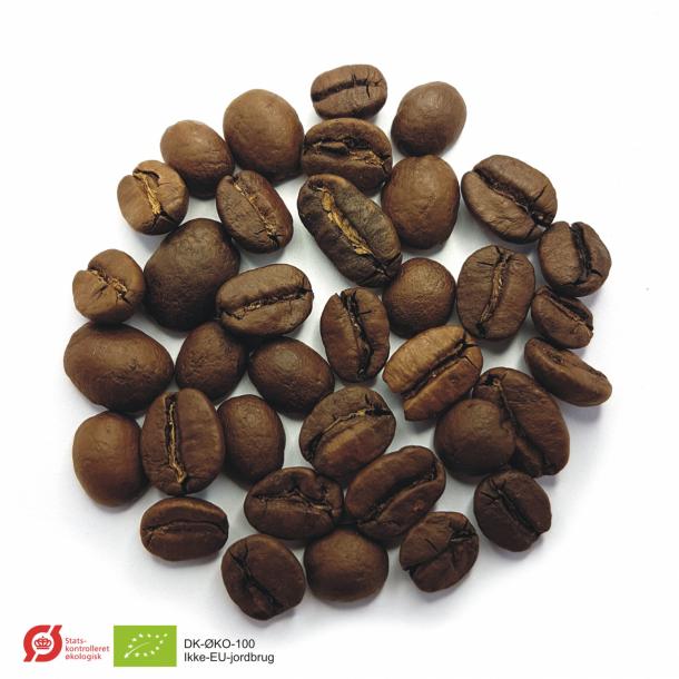 KaffeMekka Super Crema Økologisk