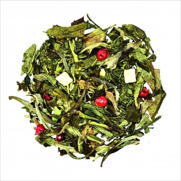 Grøn-Hvid Tempel - Grøn aroma te