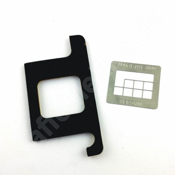 Mazzer Mini Electronic Antistatisk Gitter