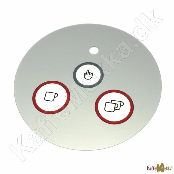 Mazzer Mini Electronic A Betjeningspanel Knapmembran