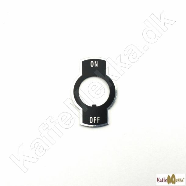 Izzo On/Off Skilt MkI