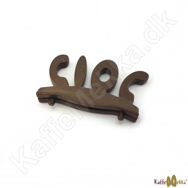 VEMA Chokoladerøremaskine Låg Emblem