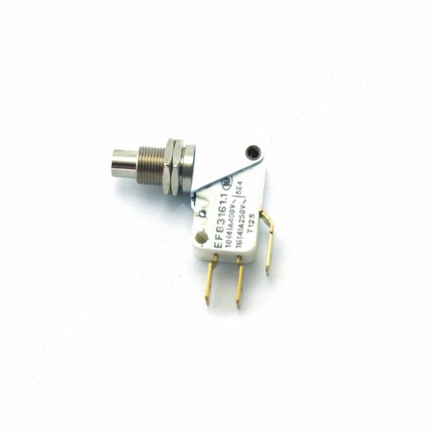 E61 Maskiner Microswitch 250V/10A