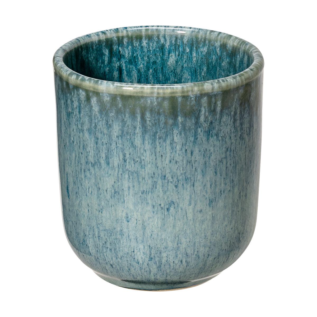 Criativa keramik krus 190 ml, tyrkis
