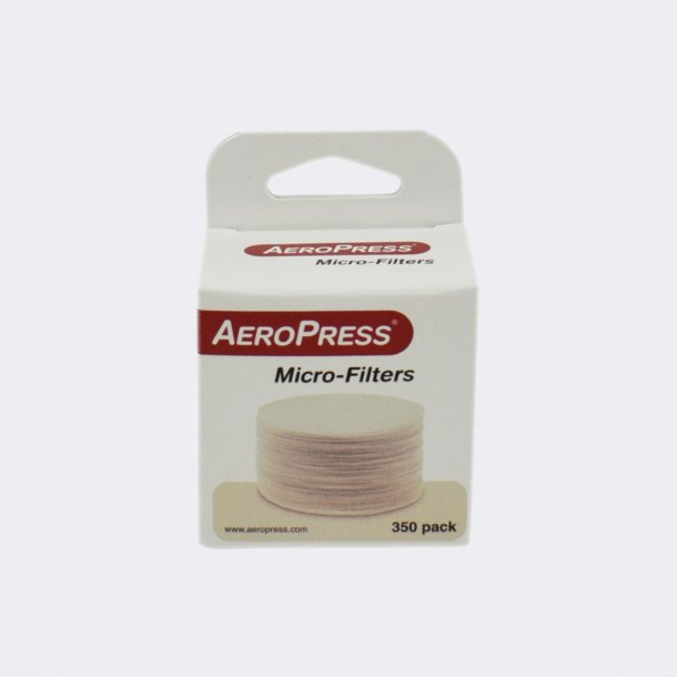 AeroPress Papirfiltre 350 stk