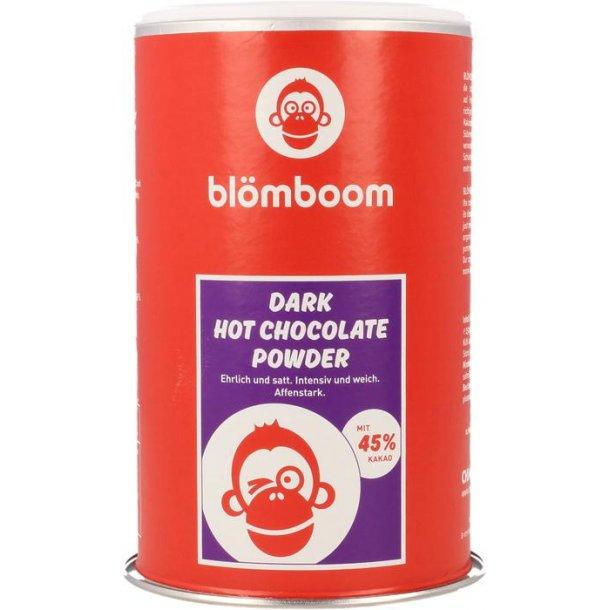 Blömboom Økologisk Dark Hot Chocolate Pulver 250g Dåse