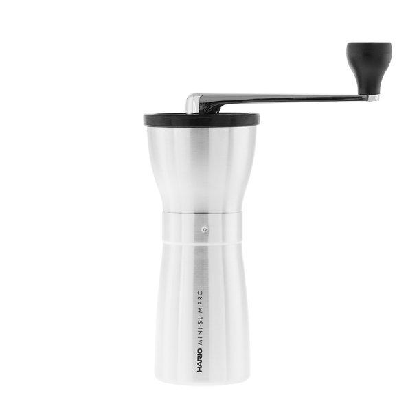 Hario Slim Kaffekværn Pro Sølv MMSP-1-HSV