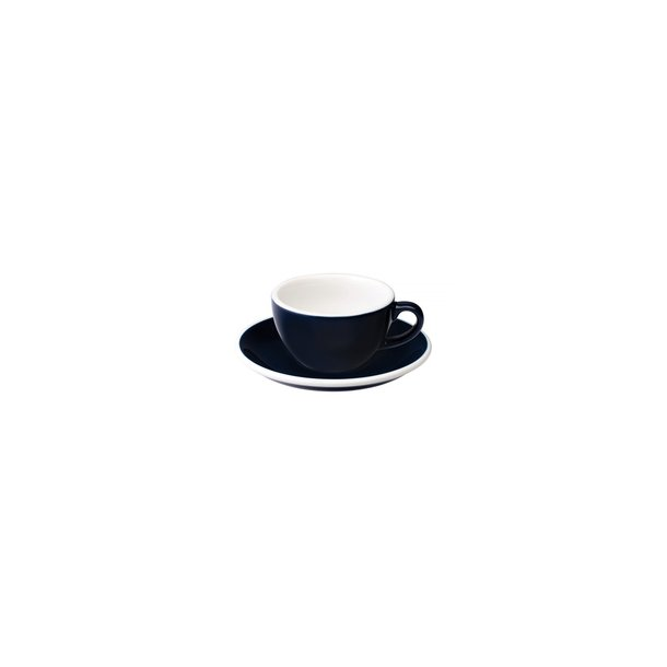 Loveramics Egg Cup Flat White 150ml Denim