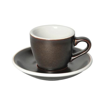 Loveramics Egg Cup Espresso 80ml Gunpowder