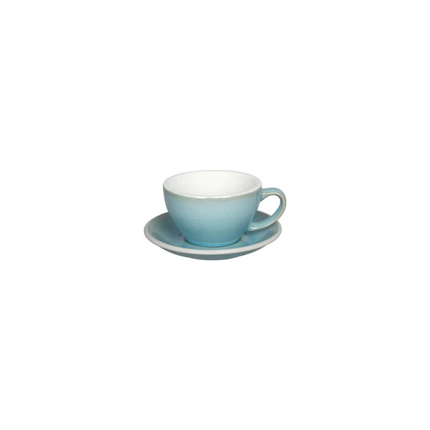 Loveramics Egg Cup Cafe Latte 300ml Ice Blue
