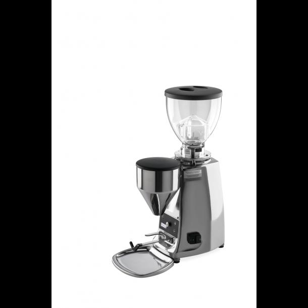Mazzer Mini Electronic B Kaffekværn Poleret Alu