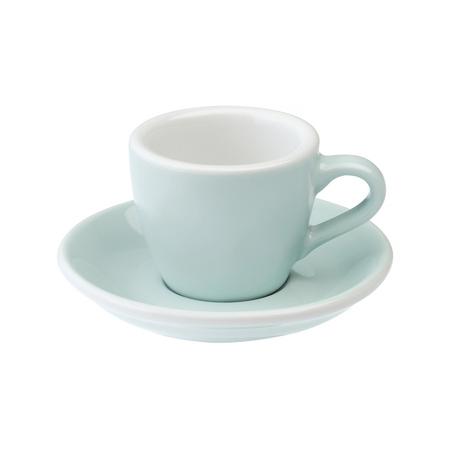 Loveramics Egg Cup Espresso 80ml River Blue