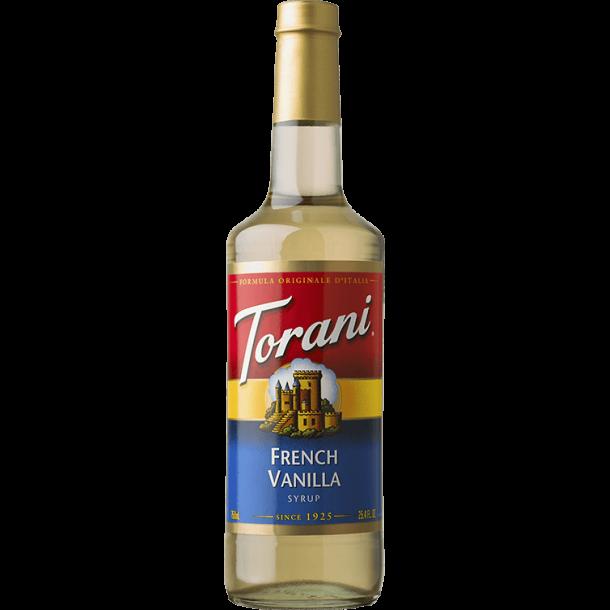 Torani French Vanilla Sirup 750ml