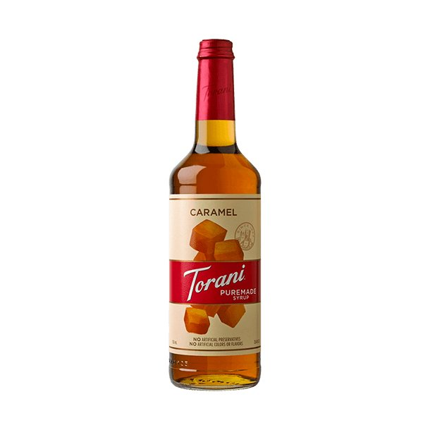 Torani Puremade Caramel Sirup 750ml