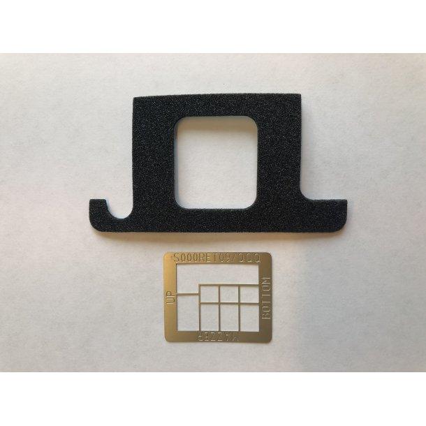 Mazzer Super Jolly Electronic Antistatisk Gitter