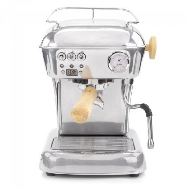 Ascaso Dream Pid Espressomaskine Poleret