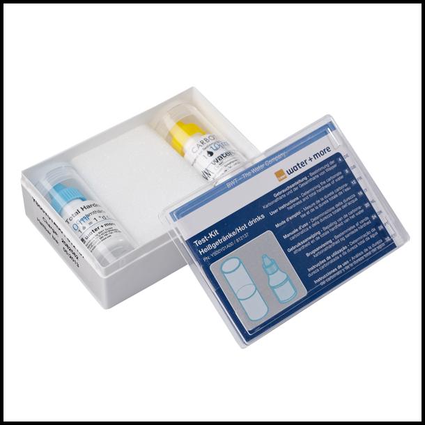 BWT Test-kit for karbonat- og totalhårdhed (KdH/dH)