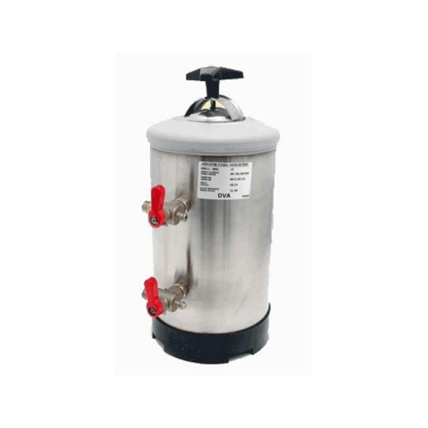 DVA Afkalkningsfilter 8 liter