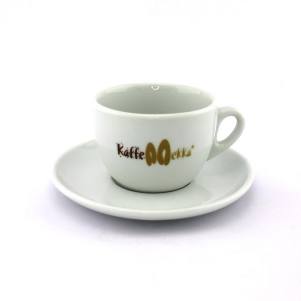 KaffeMekka Cappuccinokopper 150ml 6 stk