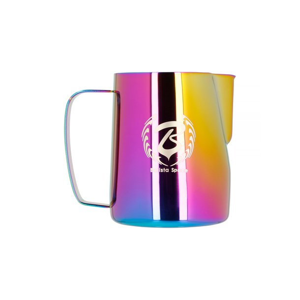 Barista Space Skummekande Rainbow 600 ml