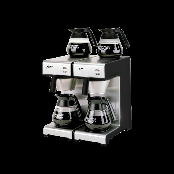 Bravilor Bonamat Mondo Twin Kaffemaskine DK 400VAC