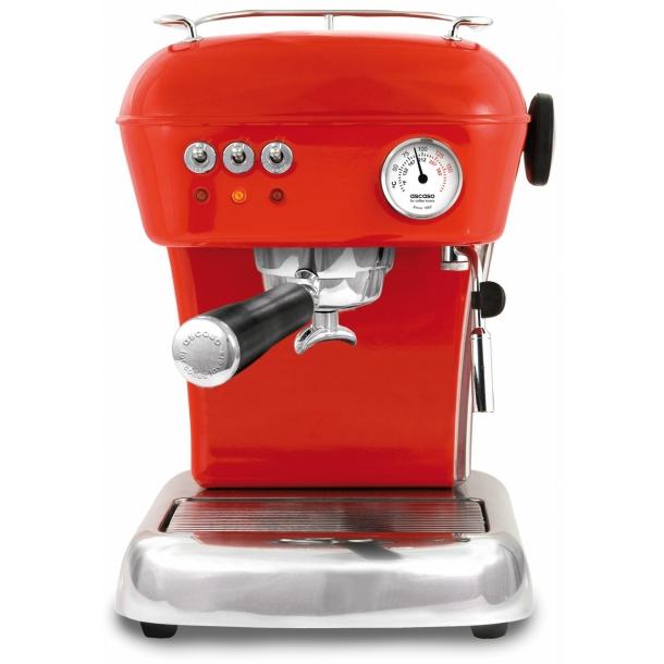 Ascaso Dream Love Red Espressomaskine