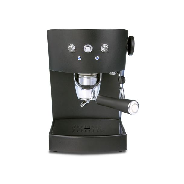 Ascaso Basic Podsmaskine, sort (Udstillingsmodel)