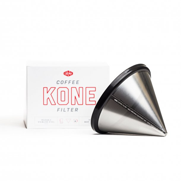 Able Kone Metalfilter til Chemex