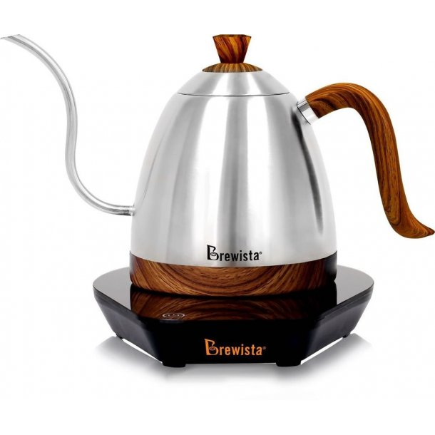 Brewista Artisan Digital Elkedel Stål 600ml