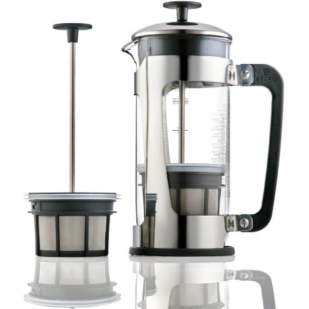 Espro Press P5 Stempelkande Glas 530ml