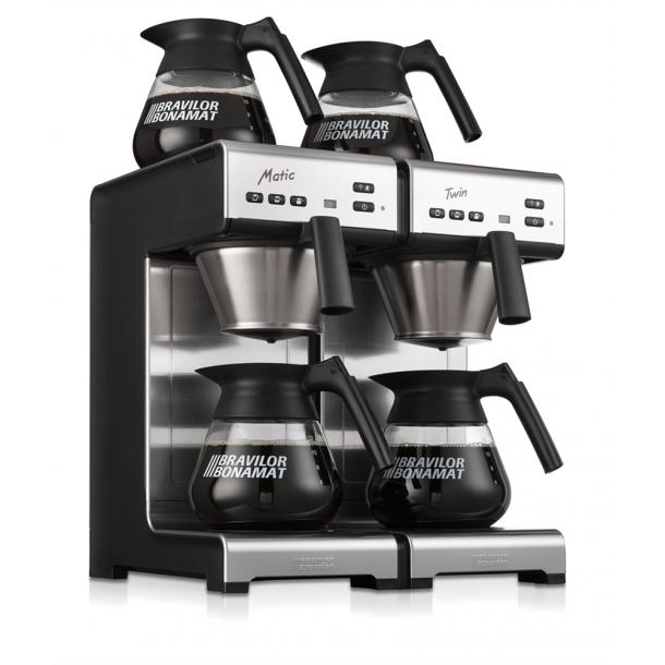 Bravilor Bonamat Matic Twin 2010 DK Kaffemaskine