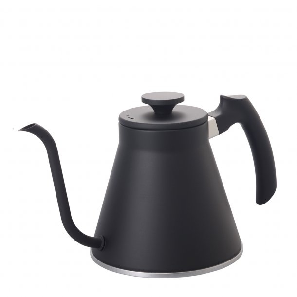 Hario V60 Drip Kettle Fit Mat Sort 1,2L VKF-120MB