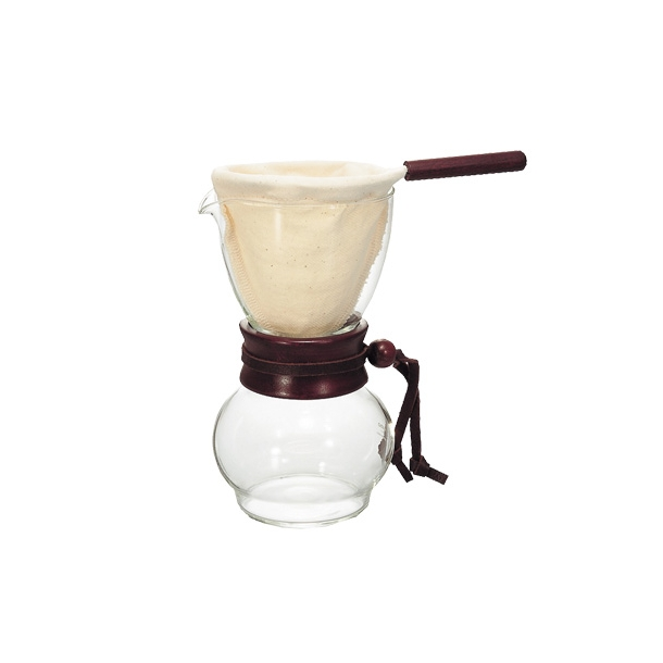 Hario Woodneck Kaffebrygger 24cl/1-kop DPW-1