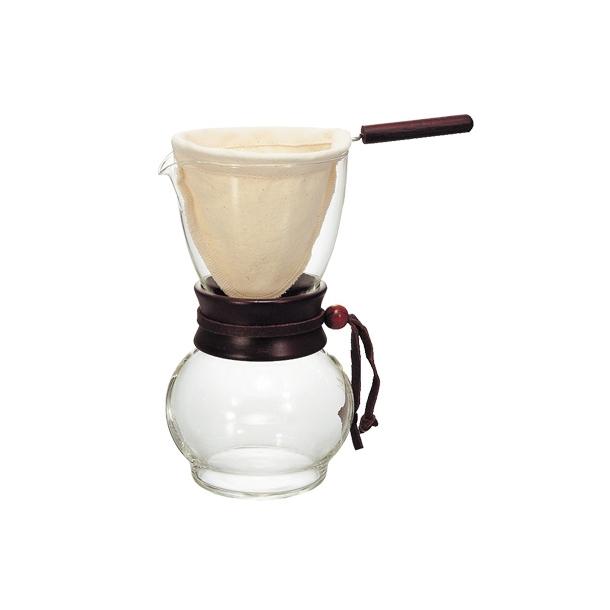 Hario Woodneck Kaffebrygger 48cl/3-kopper DPW-3