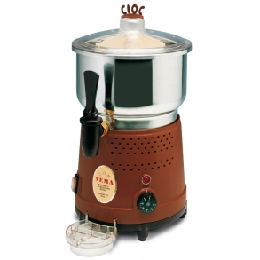 Chokoladerøremaskiner