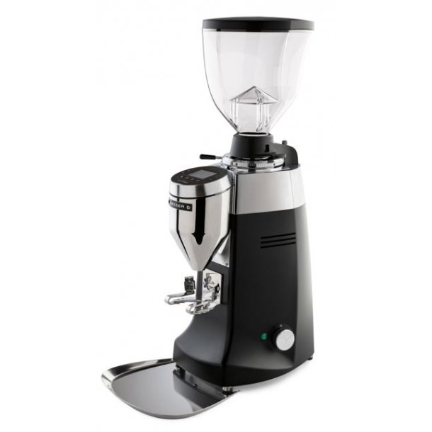 Mazzer Robur S Electronic Kaffekværn Sort