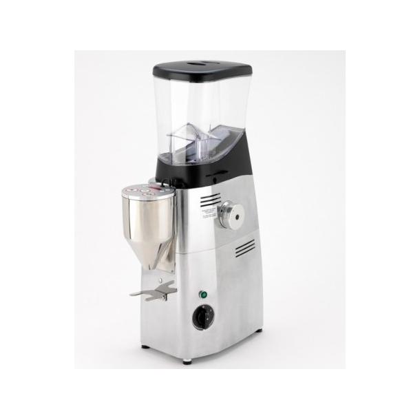 Mazzer Kold Electronic Kaffekværn Poleret