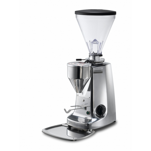 Mazzer Super Jolly Electronic Kaffekværn Poleret