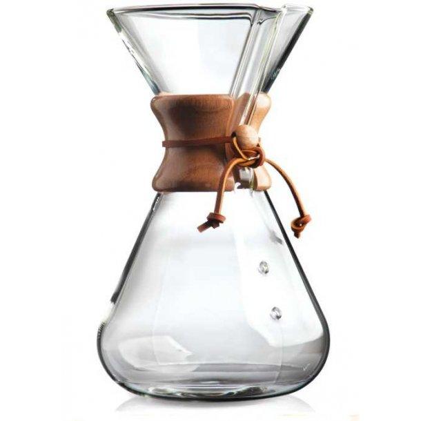 Chemex Classic Håndlavet Kaffebrygger 13 kopper