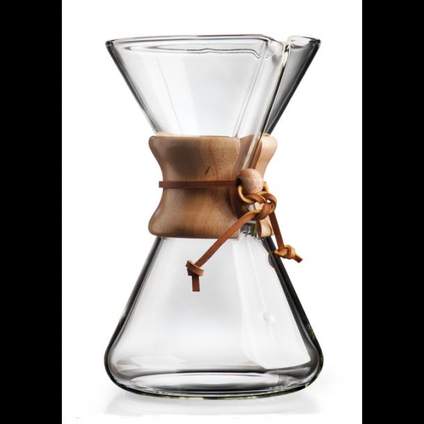 Chemex Classic Håndlavet Kaffebrygger 8 kopper