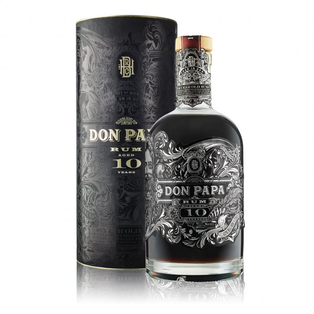 Don Papa 10 års Rom Limited Edition