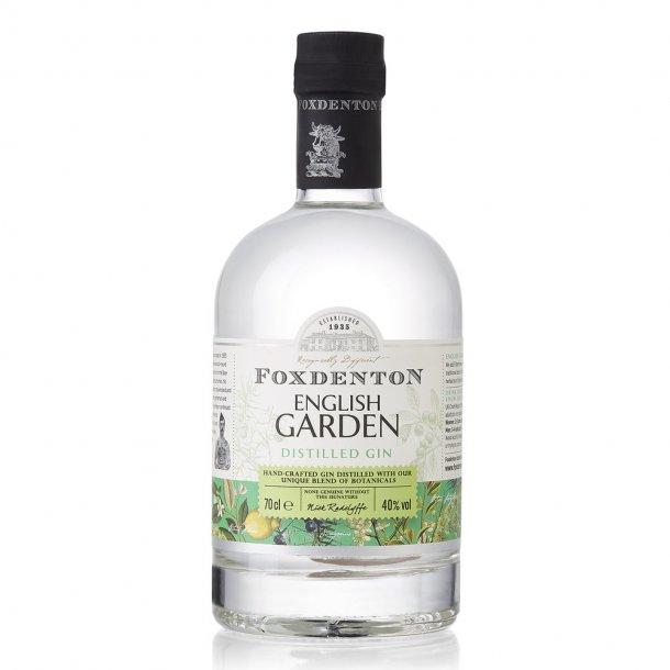Foxdenton English Garden Distilled Gin