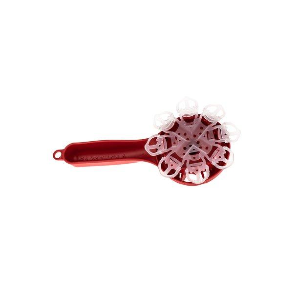 Espazzola Grupphoved Rengøringsværktøj Rød