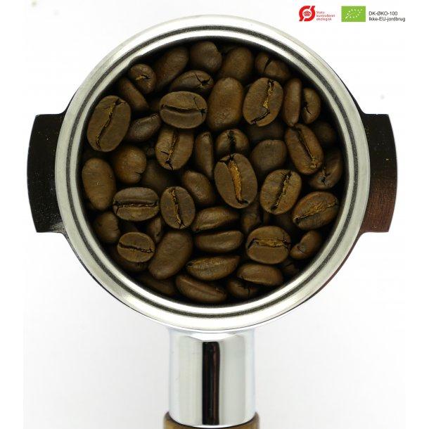 Hitam Økologisk Blend, Espresso